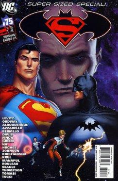 Superman Batman # 75
