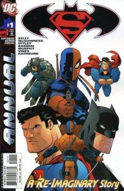 Superman Batman Annual # 1