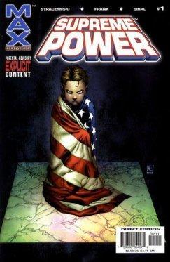 Supreme Power # 1-10