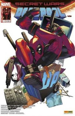 Secret Wars : Deadpool # 04