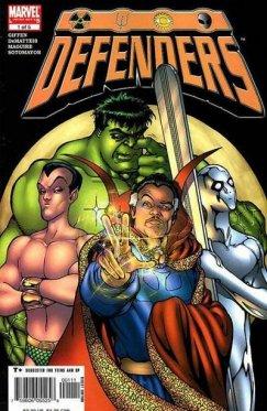 Defenders vol 2 # 1