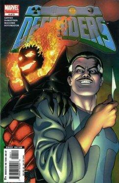 Defenders vol 2 # 4