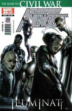 New Avengers : Illuminati # 01