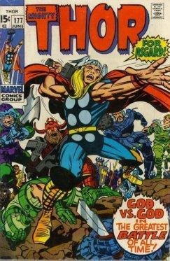 Thor # 177