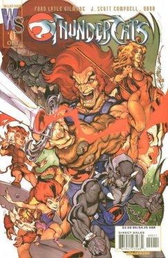 Thundercats # 00