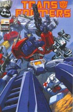 Transformers # 1
