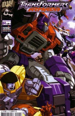 Transformers # 4 : Armada