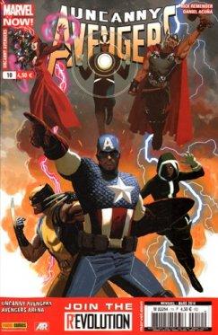 Uncanny Avengers # 10