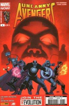 Uncanny Avengers # 06