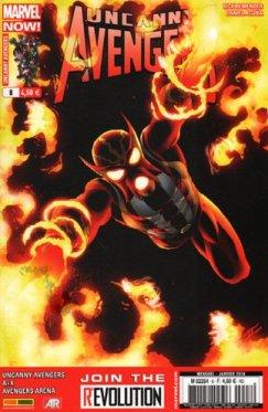 Uncanny Avengers # 08