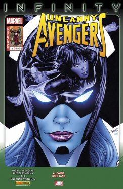 Uncanny Avengers vol 2 # 02