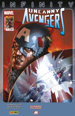 Uncanny Avengers vol 2 # 03