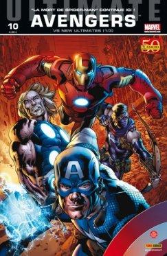 Ultimate Avengers # 10