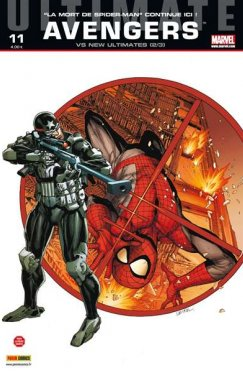 Ultimate Avengers # 11