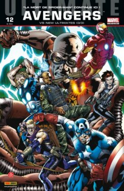 Ultimate Avengers # 12
