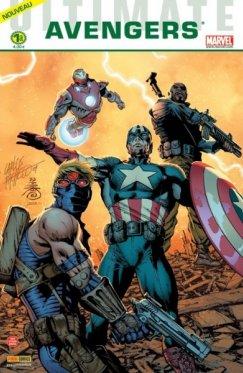 Ultimate Avengers # 01