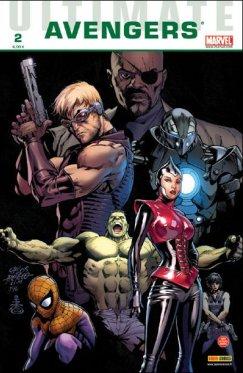 Ultimate Avengers # 02