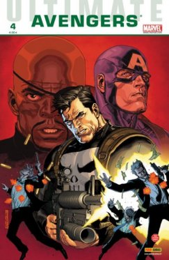 Ultimate Avengers # 04