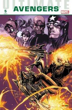 Ultimate Avengers # 05