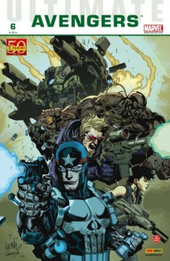 Ultimate Avengers # 06