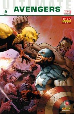 Ultimate Avengers # 09