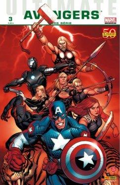 Ultimate Avengers Hors Serie # 3