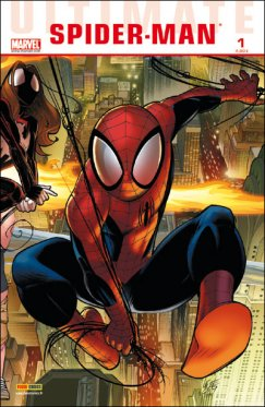 Ultimate Spider-Man vol 2 # 01