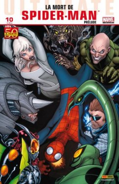 Ultimate Spider-Man vol 2 # 10