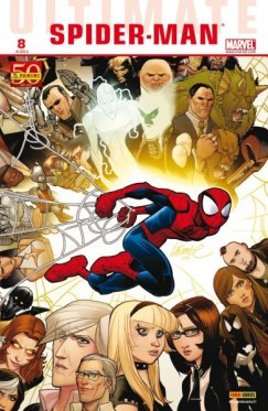 Ultimate Spider-Man vol 2 # 08