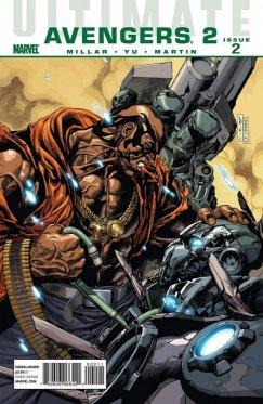 Ultimate Avengers 2 # 2