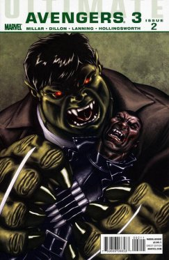 Ultimate Avengers 3 # 2