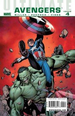 Ultimate Avengers # 4