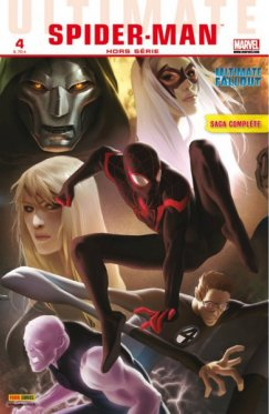 Ultimate Spider-Man Hors Serie # 4