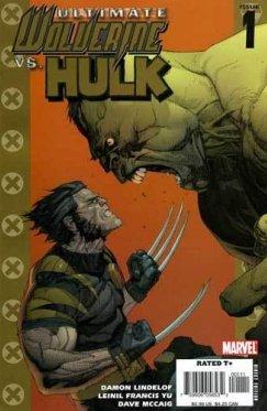 Ultimate Wolverine vs Hulk # 01