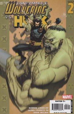 Ultimate Wolverine vs Hulk # 02