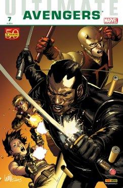 Ultimate Avengers # 07