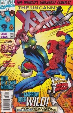 Uncanny X-Men vol 1 # 346