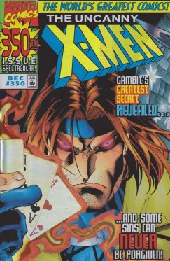 Uncanny X-Men vol 1 # 350