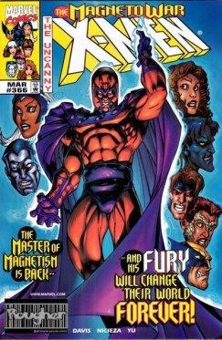Uncanny X-Men vol 1 # 366