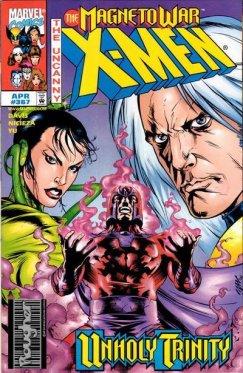 Uncanny X-Men vol 1 # 367
