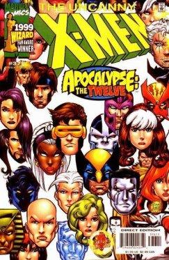Uncanny X-Men vol 1 # 376
