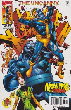Uncanny X-Men vol 1 # 377