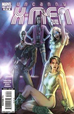 Uncanny X-Men vol 1 # 512 Variant