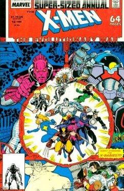 X-Men Annual # 12