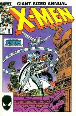 X-Men Annual # 09