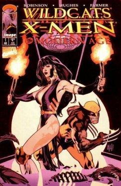 Wildcats / X-Men : Modern Age