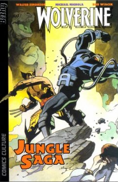 Wolverine : Jungle Saga