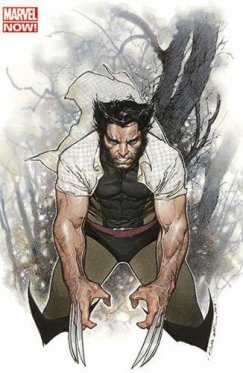Wolverine vol 4 # 01 variant