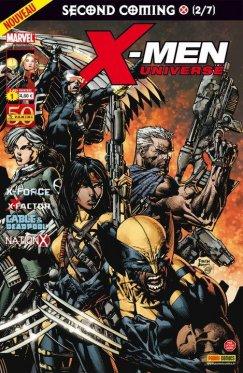 X-Men Universe # 01