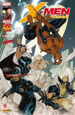 X-Men Universe # 08